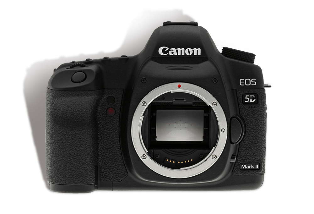 Canon 5D Mark II Body               INR 1500/Day