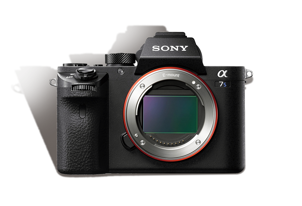 Sony A7S II BODY                     INR 3000/Day