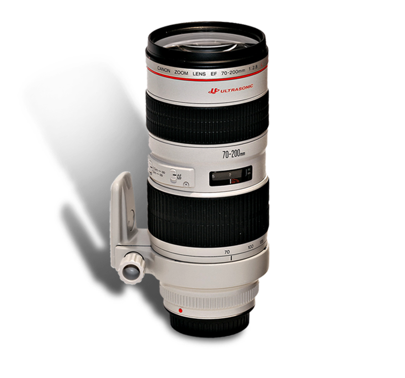 CANON 70-200 mm f/2.8 L  INR 1000/Day