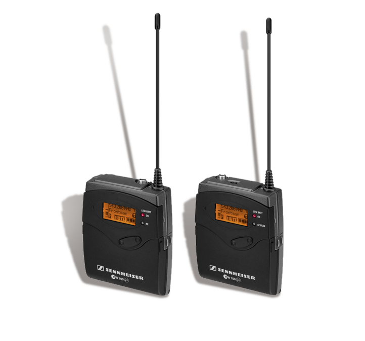 Sennheiser EW 112P G3 Wireless Microphone INR 1000/day