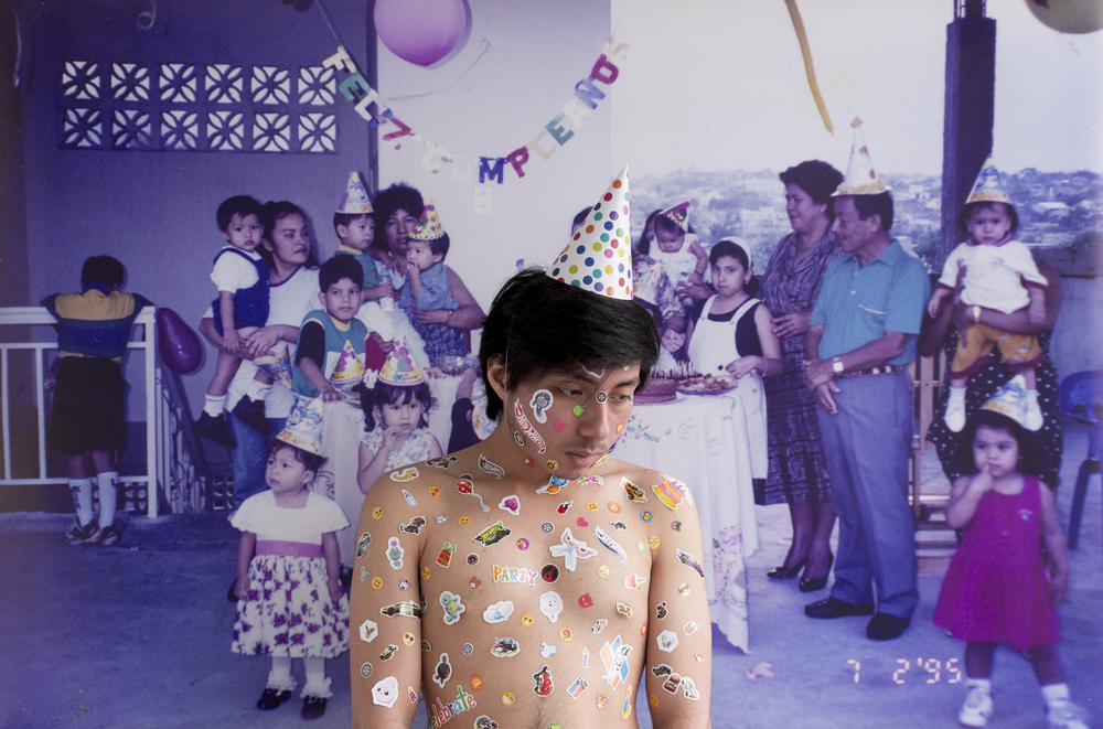 Birthday Party 1995 (The One We Left Behind SERIES): archival pigment print, 2015.
