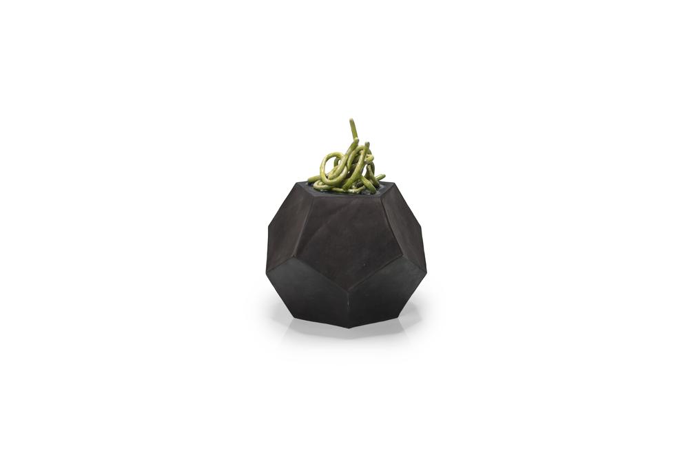 """10x10x13"""", ceramic, 2015."""