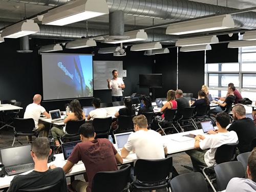 Hackathon-Facilitator
