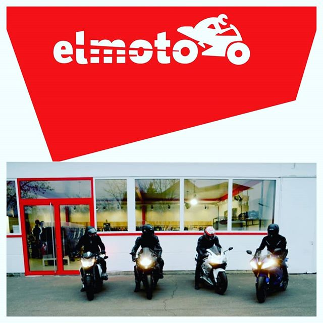 ⚠️⚠️ARE YOU READY???? ⚠️⚠️ COUNTDOWN FOR THE NEW SEASON 🤘🏼 .. Let's check your Bikes and Biker-Outfit 🏍️🛂 #checkup #safetyfirst #newseason #comein #countdown #neuulm #ulm @el_moto.de