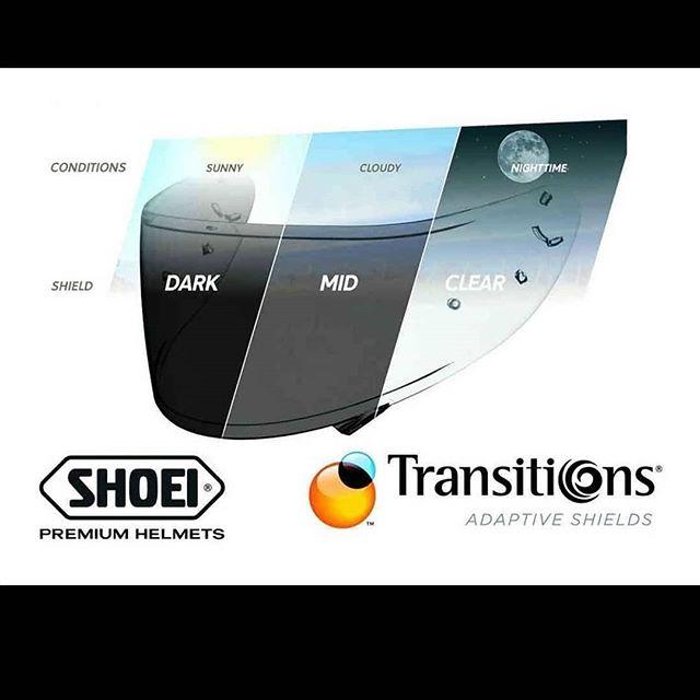 ✔️✔️👉🏼 Die adaptiven SHOEI NXR Visiere 👈🏼 ✔️✔️ ⚠️⚠️ Unser Fazit: Wer einen Sheoi NXR hat, sollte sich die Anschaffung dieses Features auf jeden Fall überlegen – es lohnt sich! ⚠️⚠️ #shoeivisor #shoei #adaptivevisor #helm #helmetshop #helmetlovers #motorcyclehelmet #helmetdesign #shoeihelmet #shoeinspiration #nxr #shoeinxr #helmshoei #transitions @el_moto.de
