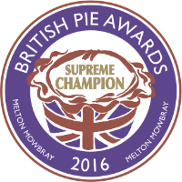 British Pie Awards Sponsor 2016