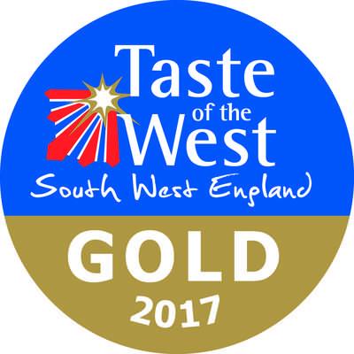 Taste of the West Award Sticker Printers