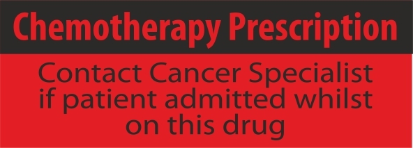 Chemotherapy Presciption