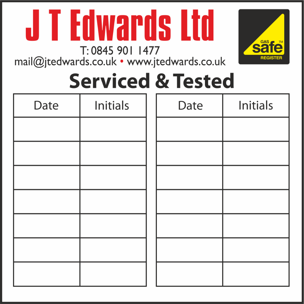 J T Edwards Limited