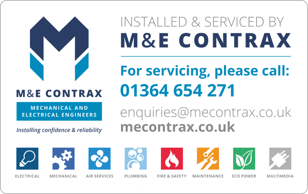 M & E Contrax Labels