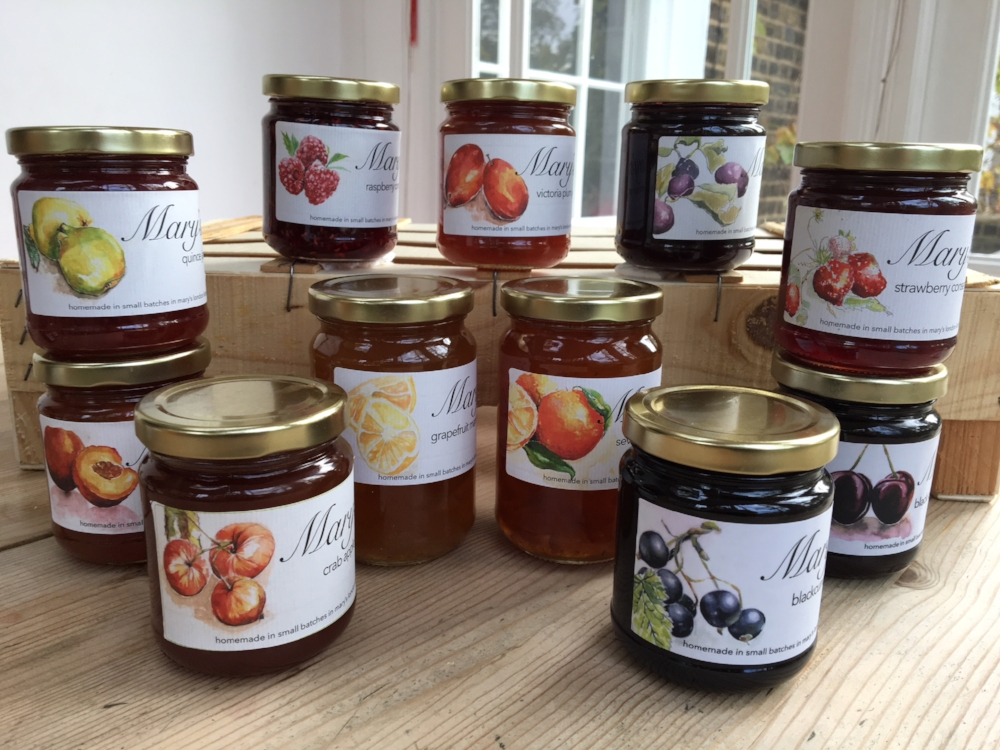Mary's Marmalade & Conserves