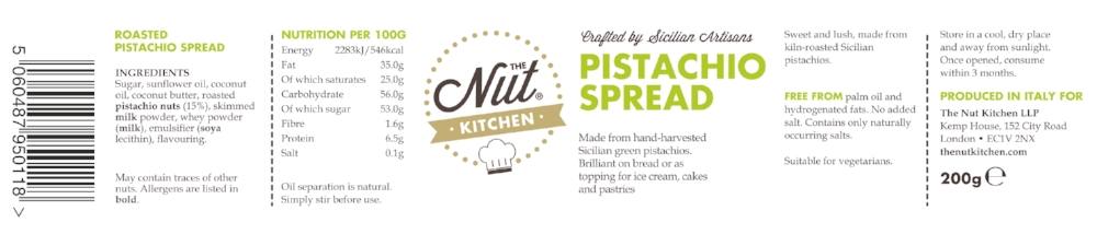 The Nut Kitchen