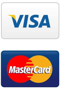 Pay by Credit or Debit Card