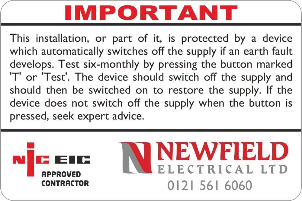 Newfield Electrical