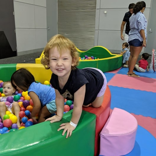 soft play area for toddlers