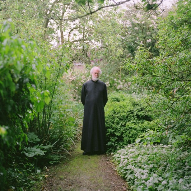 Rowan Williams 'Host Organism' portrait 2