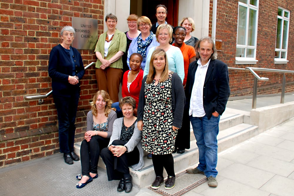 Group of donors at Church House.jpg