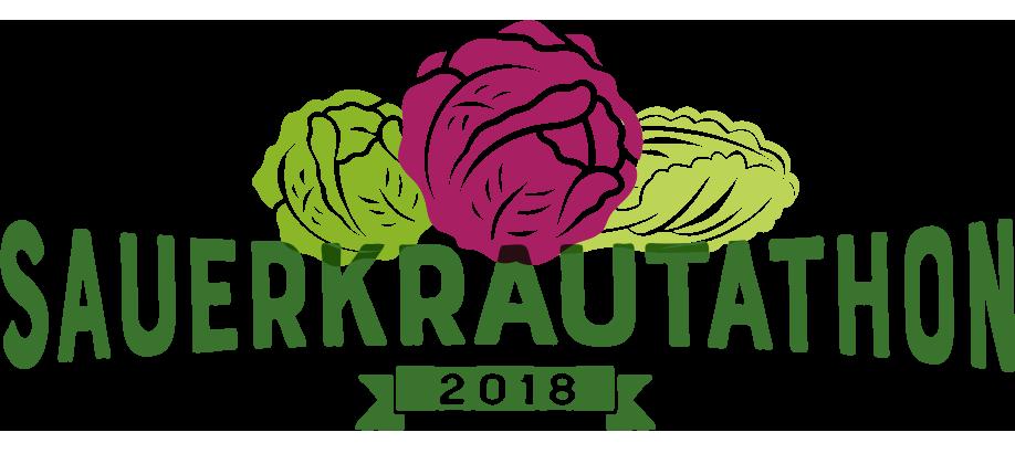 Sauerkrautathon logo