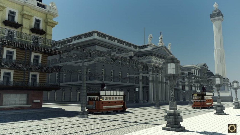 Click on the image to download GPO World for Minecraft 1.8