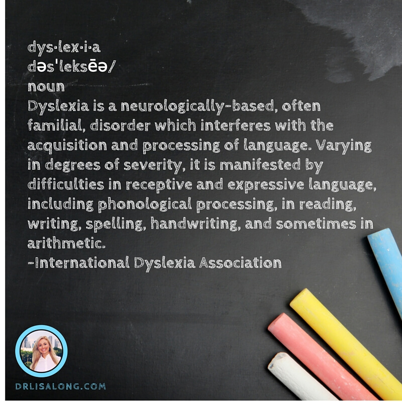 Infographic-IDA-Definition of Dyslexia