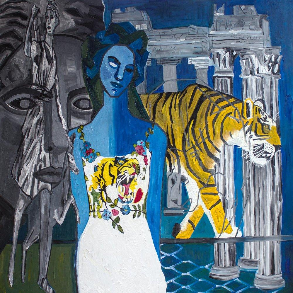 'Landscape of a Mind: Predatory Manoevres'