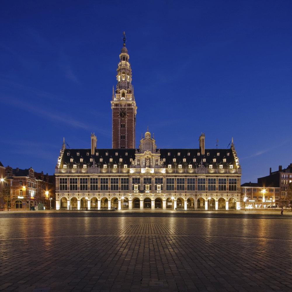 KU Leuven, Belgium