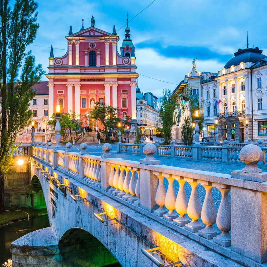 University of Ljubljana, Slovenia