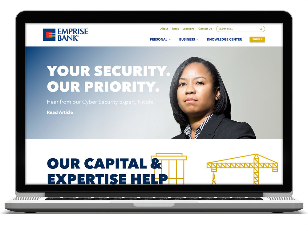Cyber Security Web Banner