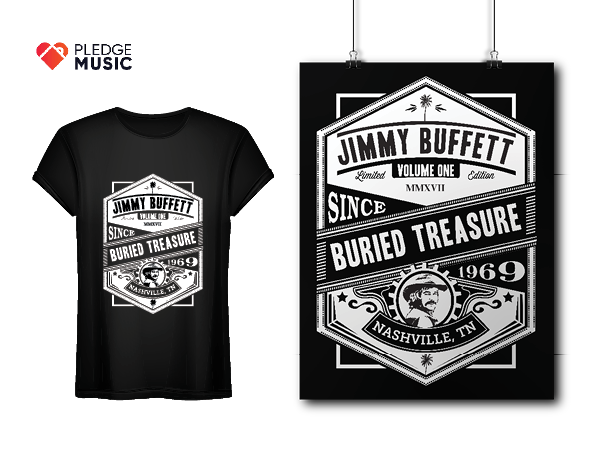 Jimmy Buffett Pledge Campaign