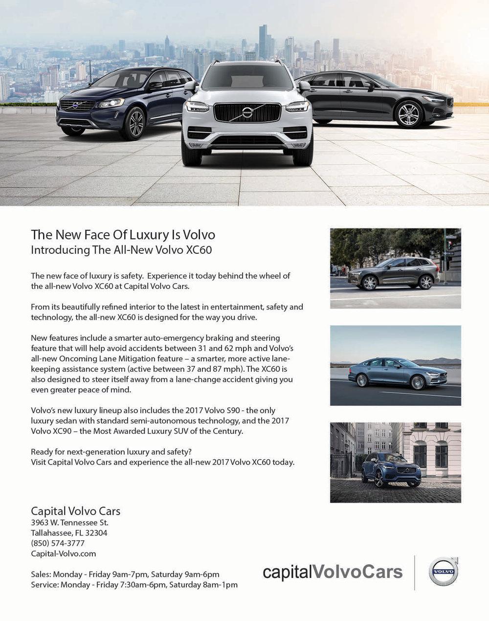 Volvo Magazine Ad