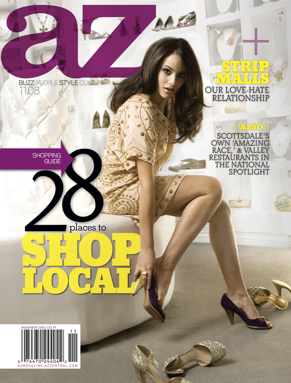 AZ magazine