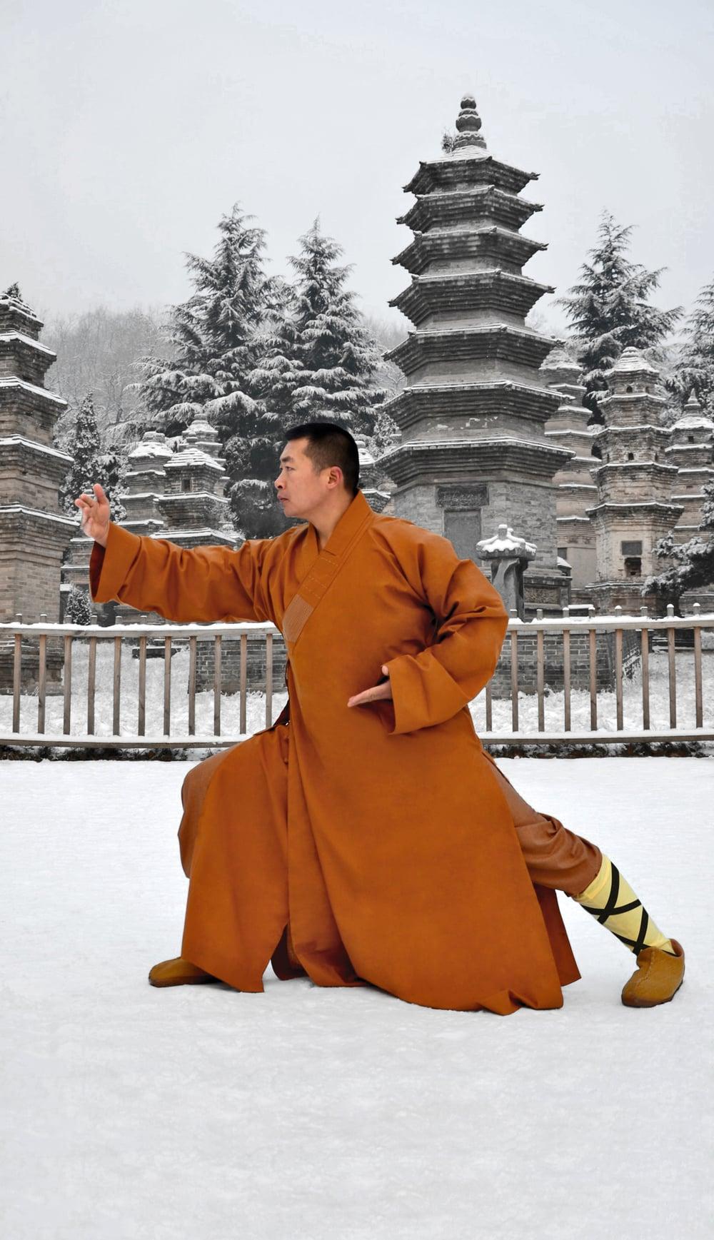 Shaolin Culture Shifu Yang Shaolin Temple