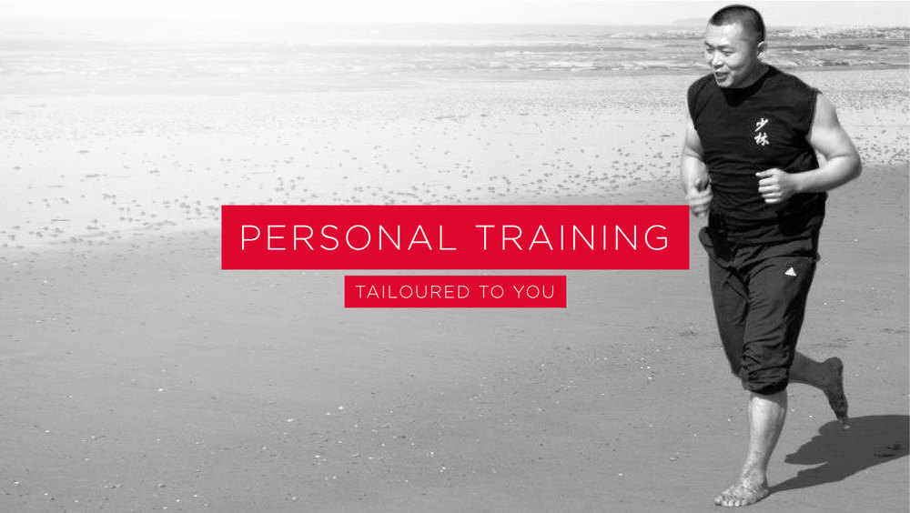 Personal Training Home Page