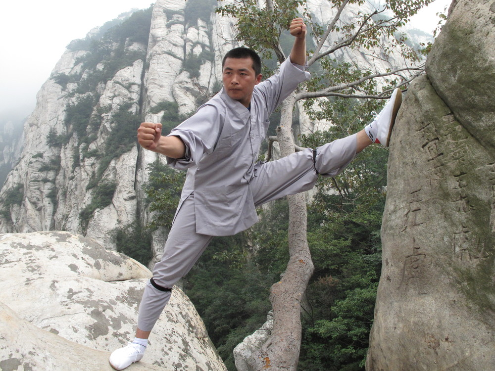 Shifu Yang Shaolin Temple China