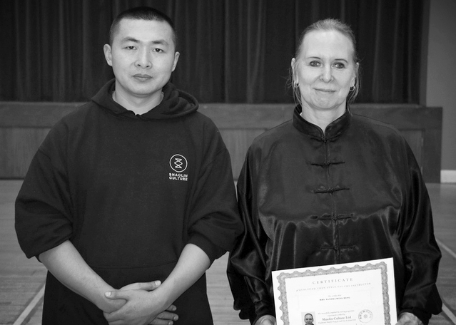 Shifu Yang and Shifu Sandra Tai Chi Classes Bromley and London