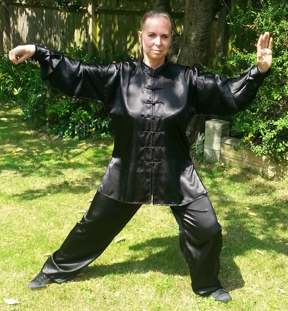 Shaolin Culture Shifu Sandra Bromley Tai Chi Classes