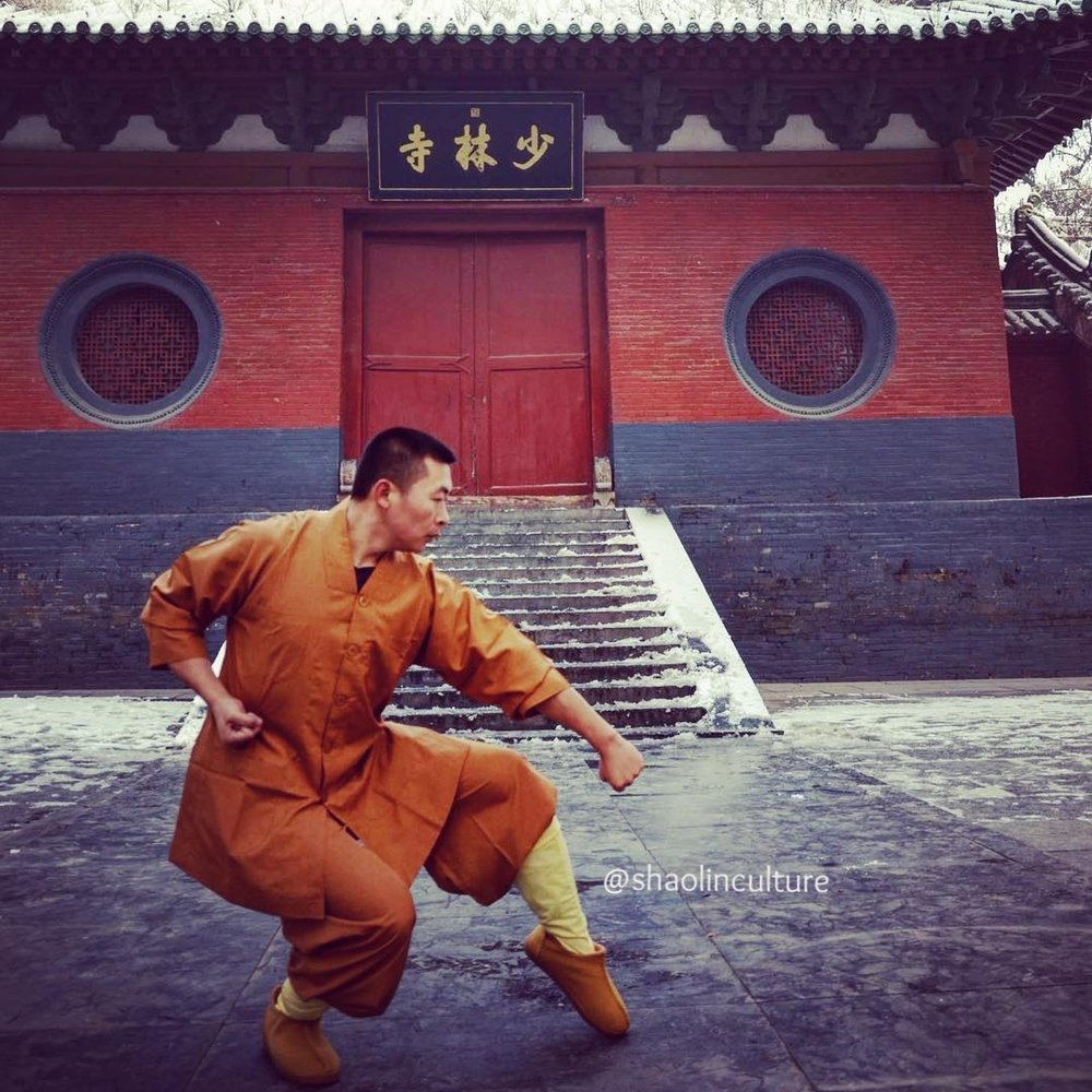 Shaolin Temple China - Shifu Yang