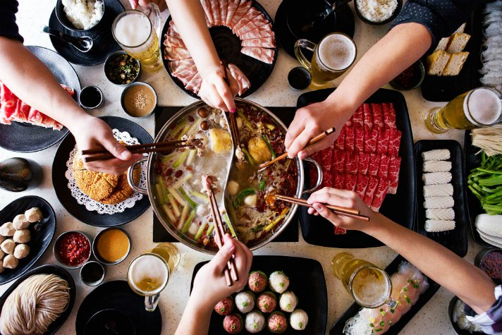 Come and eat Chinese Hot-Pot with us this coming Friday in celebrating Chinese New Year!