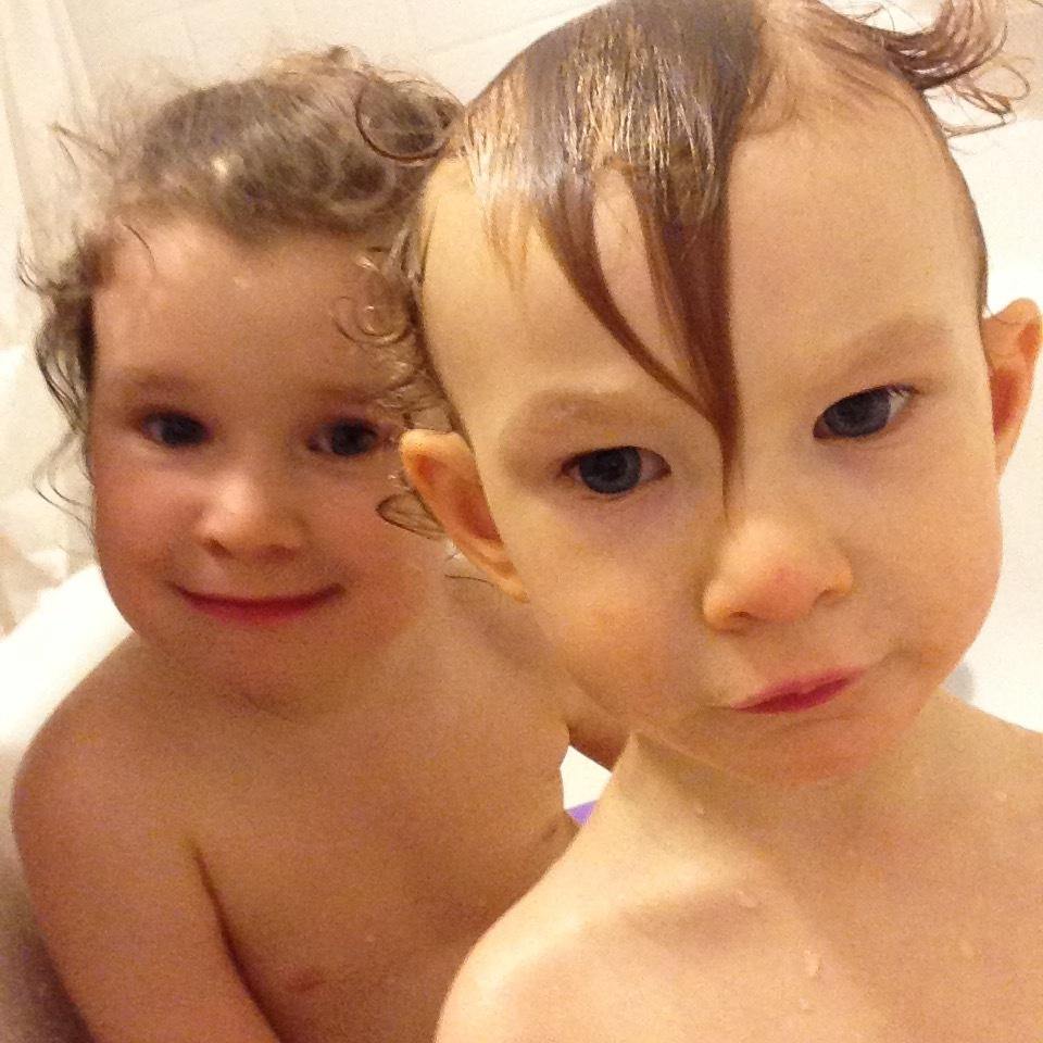 Bath time!!!