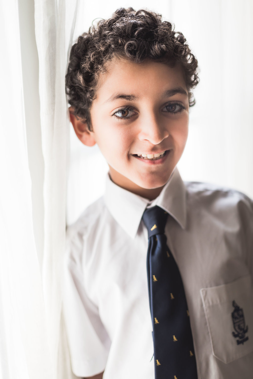 "Zein Fahmi    Student   ""My 9th birthday falls during Ramadan this year, so instead of having a birthday party I want to give the money to the children around the world who need it. Because Ramadan is not only fasting, is also doing good things.""   From Egypt 4 years in Dubai"