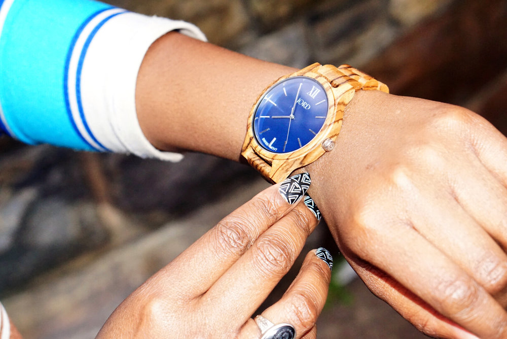 JORD Wood Watch 1