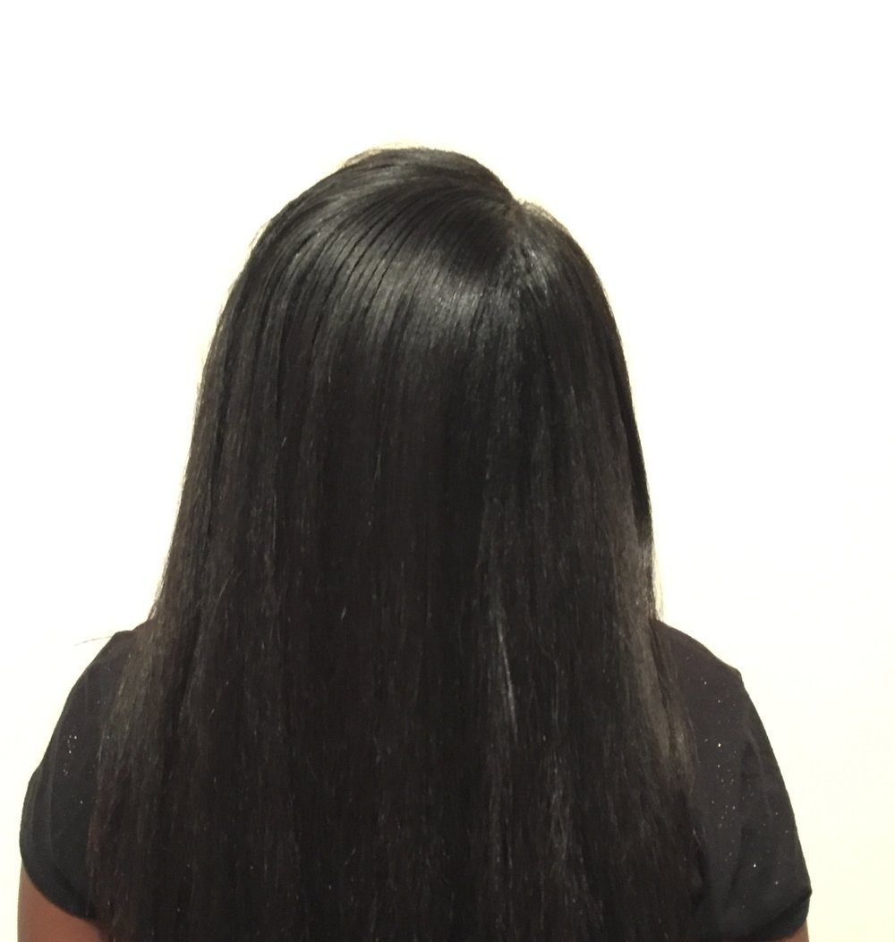 Straighten - Step 3