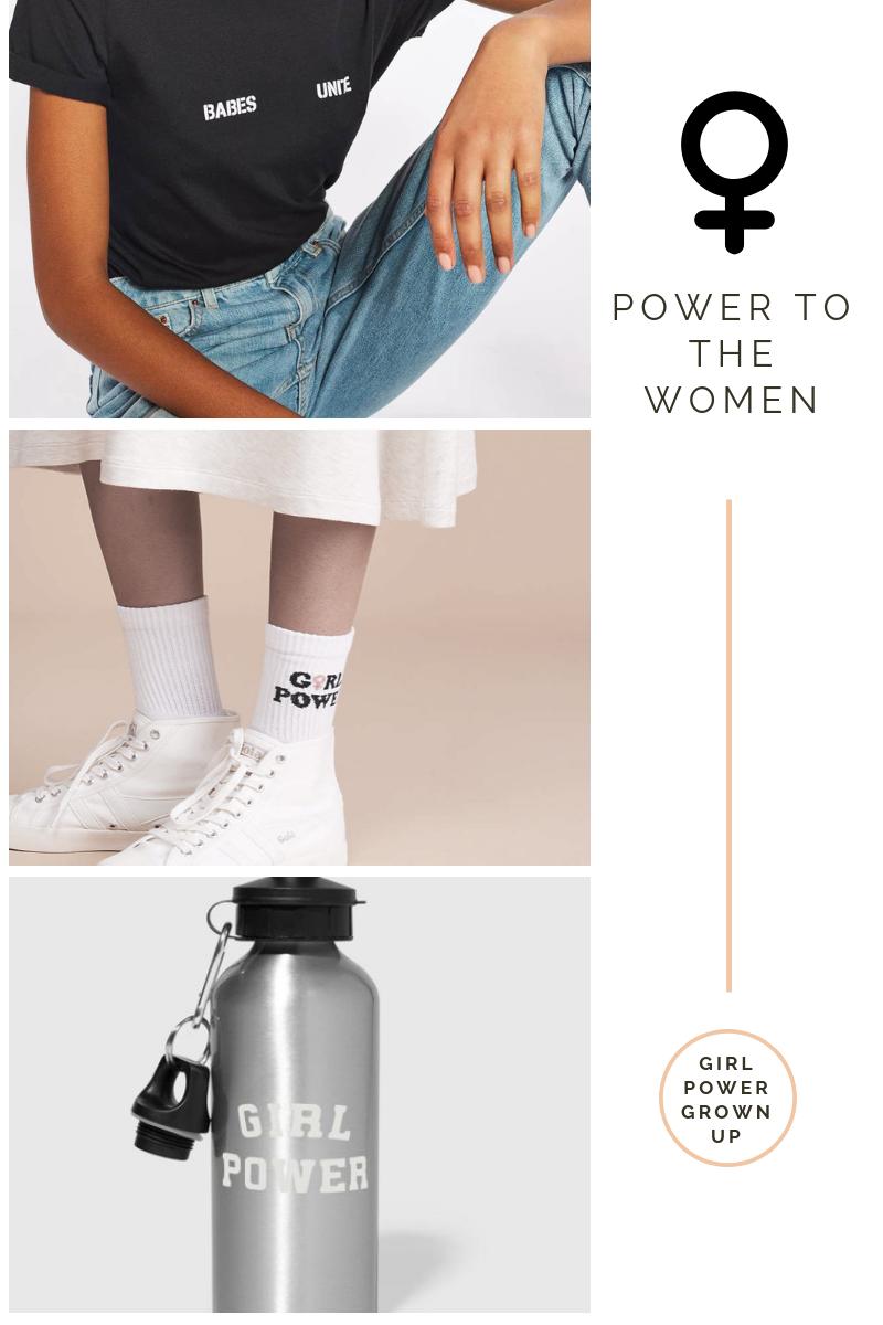 Girl Power Babes Unite