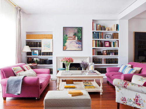 pink sofa living room pink sofas sweet 17723