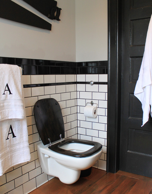 Bathroom Vanity Not Against Wall the farmhouse bath — sweet peach