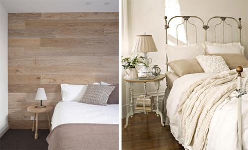 white + beige = cozy — sweet peach