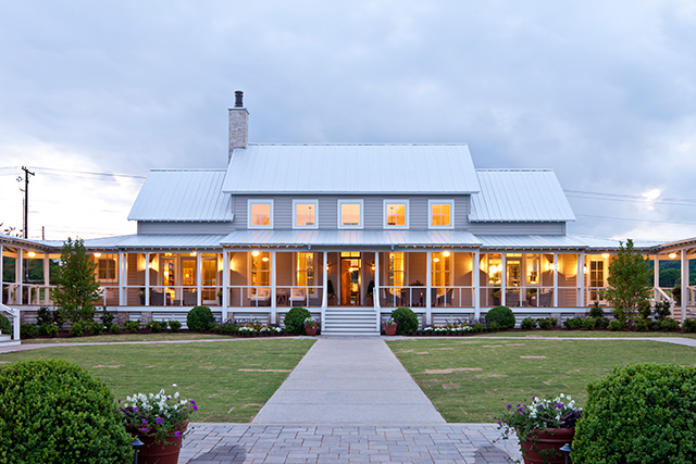 The 2013 Southern Living Idea House Sweet Peach