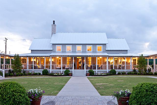 The 2013 Southern Living Idea House Sweet Peach