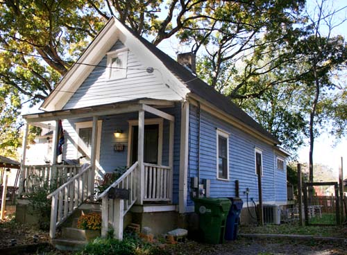 High Quality The Shotgun House Is Often No More Than 12 Feet Wide, With 3 5 Rooms Set In  A Row Without A Hallway. This Lack Of A Hallway Allows For Excellent  Airflow And ...
