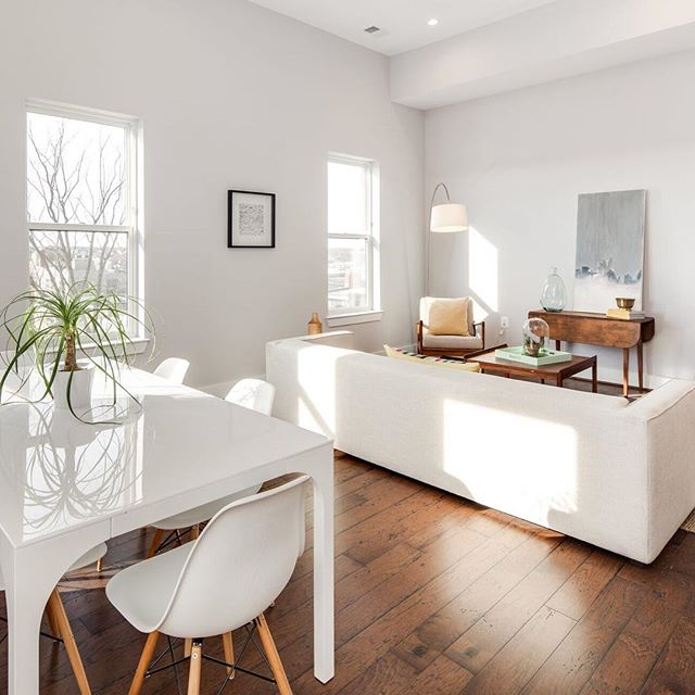 12' ceilings and plenty of room to spread out, you've got it all. You might even have the space for some half-court basketball 🏀 too! #realestate #dccondos #dcrealtor #dcre #dcrealestate #househunting #homesearch #homeshopping #buyingahome